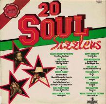 Various - 20 soul Sizzlers (Ltd Edition)